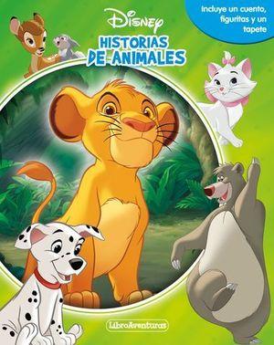 HISTORIAS DE ANIMALES. LIBROAVENTURAS.
