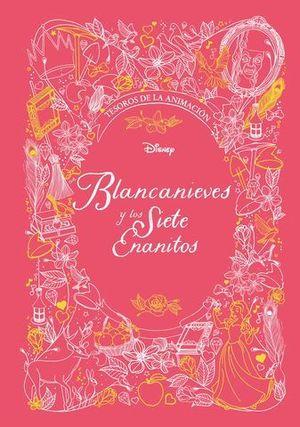 BLANCANIEVES.  TESOROS DE LA ANIMACION