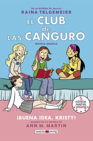 EL CLUB DE LAS CANGURO 5 ESTRELLAS.  BUENA IDEA, KRISTY