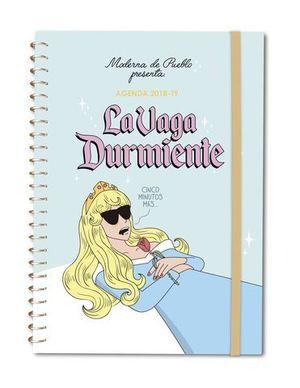AGENDA 2018-2019 MODERNA DE PUEBLO LA VAGA DURMIENTE