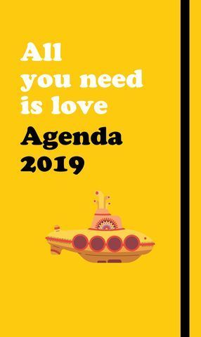 AGENDA ANUAL BEATLES 2019