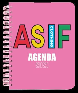 AGENDA ANUAL SEMANA 2021 AS IF
