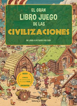 EL GRAN LIBRO JUEGO DE LAS CIVILIZACIONES
