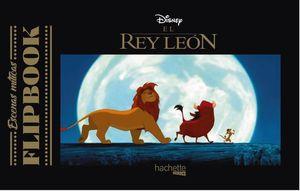 FLIP BOOK -EL REY LEON