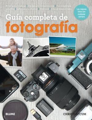 GUIA COMPLETA DE FOTOGRAFIA