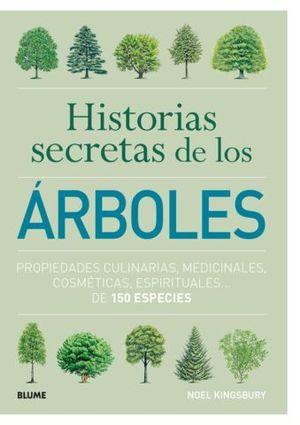 HISTORIA SECRETA DE LOS ARBOLES