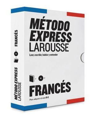 LAROUSSE MÉTODO EXPRESS FRANCÉS
