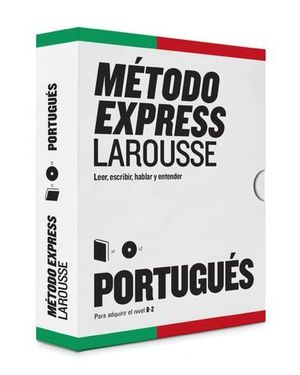 LAROUSSE MÉTODO EXPRESS PORTUGUÉS