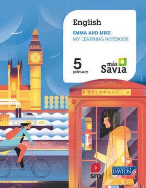 ENGLISH PLURILINGUAL SCHOOLS 5º EP WORKBOOK MAS SAVIA  ED. 2018