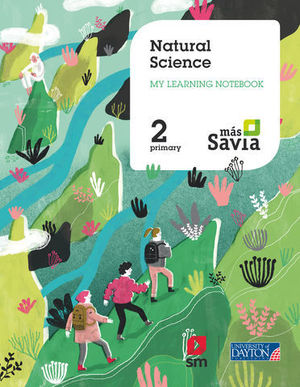 NATURAL SCIENCE 2º EP WORKBOOK MAS SAVIA ED. 2018