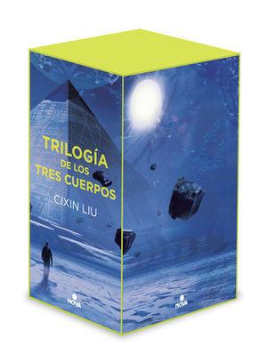 ESTUCHE TRILOGIA DE LOS TRES CUERPOS