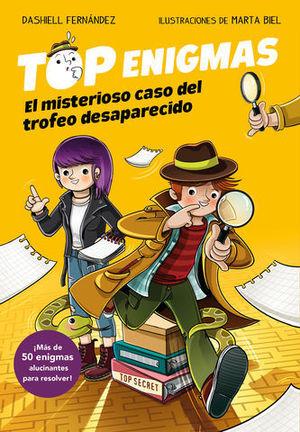 TOP ENIGMAS.  EL MISTERIOSO CASO DEL TROFEO DESAPARECIDO