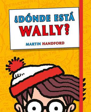 DONDE ESTA WALLY ?  ED. ESENCIAL