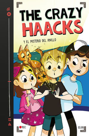 THE CRAZY HAACKS.  EL MISTERIO DEL ANILLO