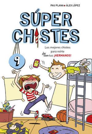 LOS MEJORES CHISTES PARA REIRTE DE TUS ¡HERMANOS!