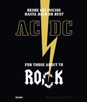 AC DC FOR THOSE ABOUT TO ROCK
