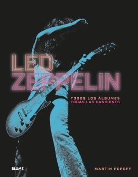 LED ZEPPELIN.  TODOS LOS ALBUMES.  TODAS LAS CANCIONES