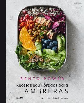 RECETAS EQUILIBRADAS PARA FIAMBRERAS. BENTO POWER