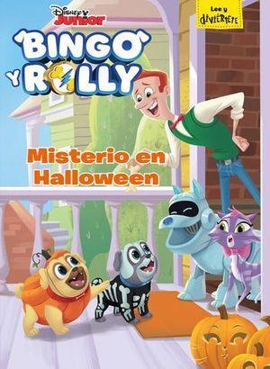 BINGO Y ROLLY MISTERIO EN HALLOWEEN