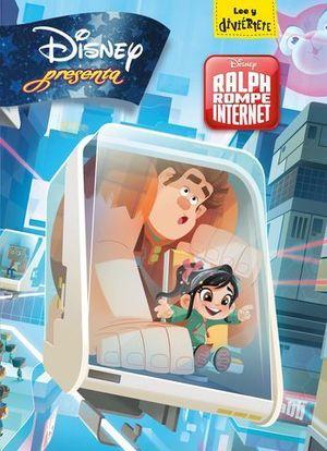 RALPH ROMPE INTERNET. DISNEY PRESENTA