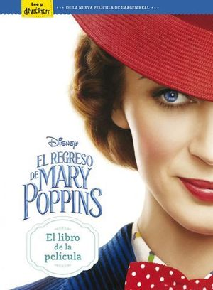 EL REGRESO DE MARY POPPINS. GRAN LIBRO DE LA PELICULA