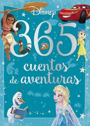365 CUENTOS DE AVENTURAS