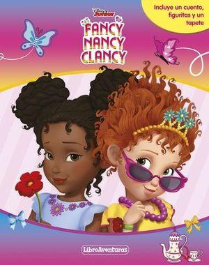 FANCY NANCY CLANCY.  LIBRO - JUEGO