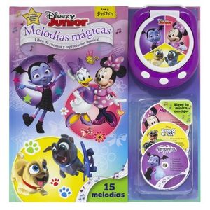 DISNEY JUNIOR MELODIAS MAGICAS