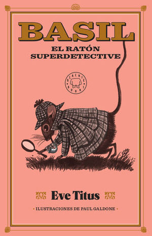 BASIL, EL RATON SUPERDETECTIVE