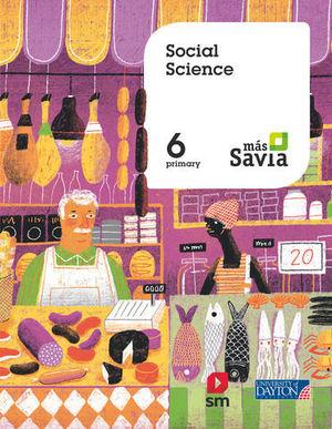 SOCIAL SCIENCE 6º EP MAS SAVIA ED. 2019