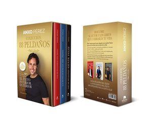 LOS 88 PELDAÑOS DE ANXO PEREZ