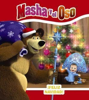 MASHA Y EL OSO- ¡ FELIZ NAVIDAD !
