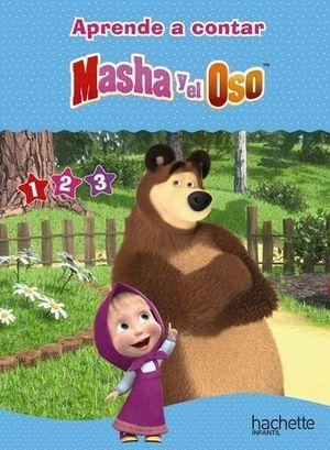 LOS NÚMEROS CON MASHA Y EL OSO