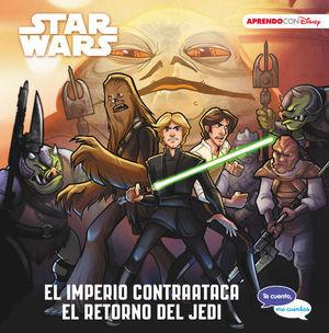 STAR WARS.  EL IMPERIO CONTRAATACA.  EL RETORNO DE JEDI