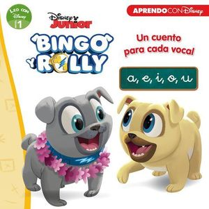 BINGO & ROLLY UN CUENTO PARA CADA VOCAL
