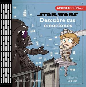 STAR WARS DESCUBRE TUS EMOCIONES