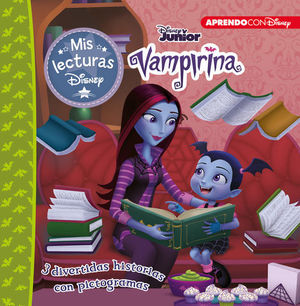 VAMPIRINA RECOPILATORIO MIS LECTURAS DISNEY