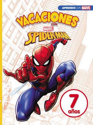 VACACIONES CON SPIDER-MAN 7 AÑOS