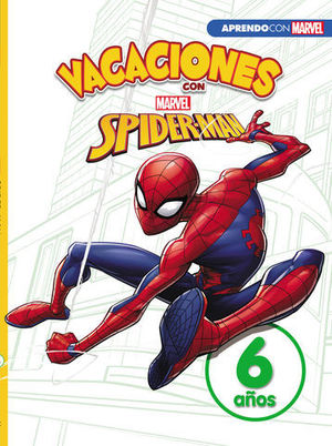 VACACIONES CON SPIDER-MAN 6 AÑOS