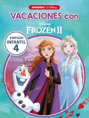 VACACIONES CON FROZEN II EMPIEZO... INFANTIL 4