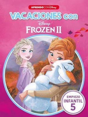 VACACIONES CON FROZEN II EMPIEZO... INFANTIL 5
