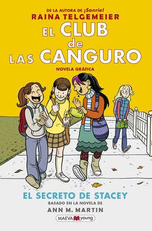 EL CLUB DE LAS CANGURO.  EL SECRETO DE STACY