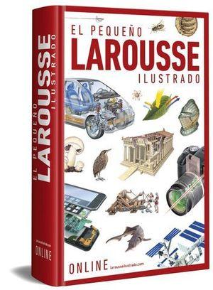 EL PEQUEÑO LAROUSSE ILUSTRADO ED. 2019