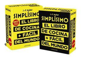 SIMPLÍSIMO LOS LIBROS DE COCINA + FÁCILES DEL MUNDO