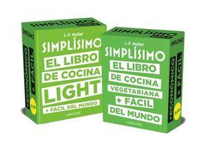 SIMPLÍSIMO LOS LIBROS DE COCINA SANA + FÁCILES DEL MUNDO