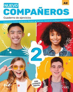 COMPAÑEROS 2 EJERCICIOS 3 ED
