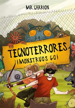 MONSTRUOS GO!  TECNOTERRORES