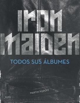 IRON MAIDEN.  TODOS SUS ALBUMES