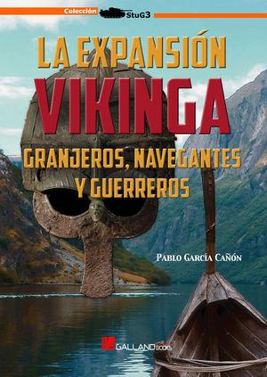 LA EXPANSION VIKINGA GRANJEROS NAVEGANTE
