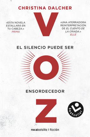 VOZ EL SILENCIO PUEDE SER ENSORDECEDOR